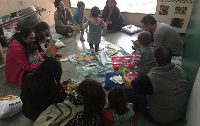 17º Maratón de Lectura en el Jardín Maternal Nº 7