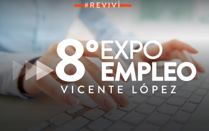 ¡Mirá las charlas y capacitaciones de la #ExpoEmpleo2020!