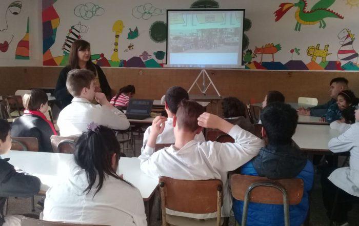 Presentación de los Corredores Escolares