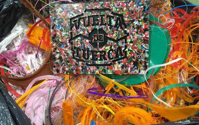 ¡Reciclamos los desechos plásticos junto a Vuelta de Tuerca!