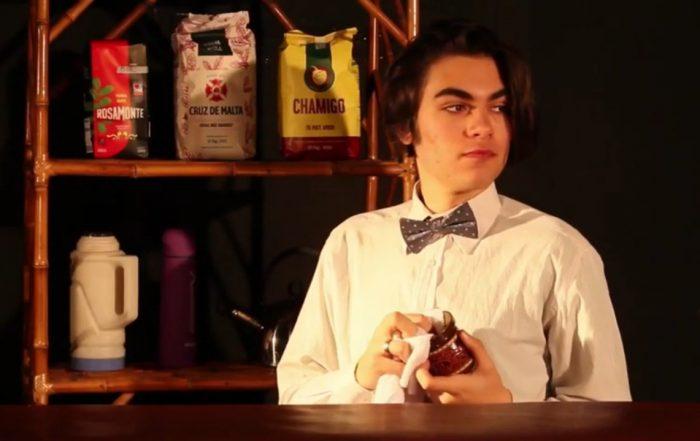 Mirá el corto de #ElMate seleccionado en el Festival Online de Videos!