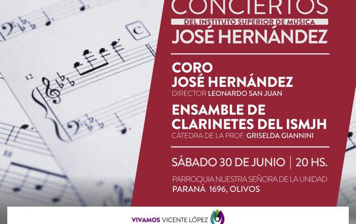 Conciertos del José Hernández