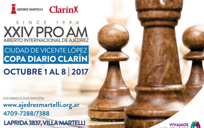 XXIV Abierto Internacional ProAm Copa Diario Clarín