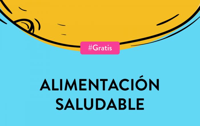 #CicloDeCharlasInspiradoras: ¿De qué hablamos cuando hablamos de comer sano?