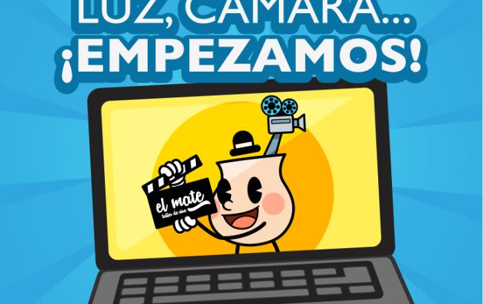 #ElMate: ¡Comenzamos las clases online!
