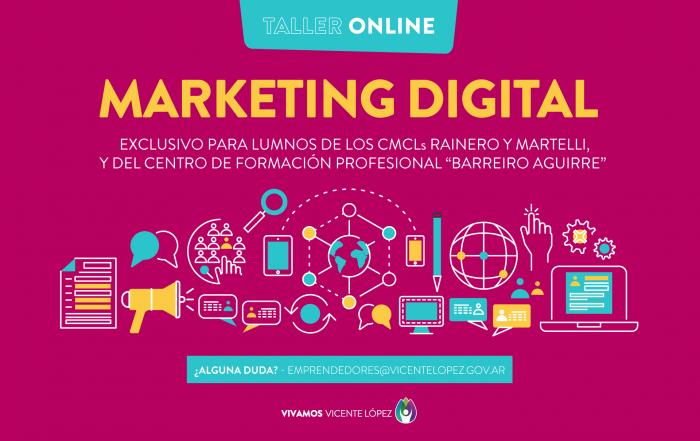 #Alumnos ► Taller de Marketing Digital