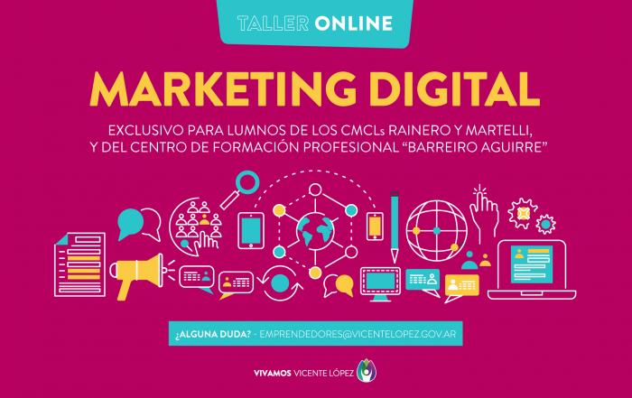 #Alumnos ► Taller de Marketing Digital