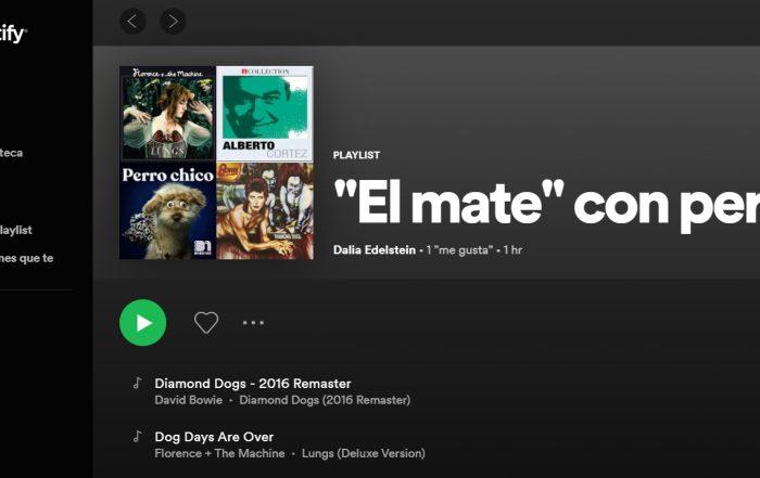 #ElMate ► Listas de música del Segundo Nivel