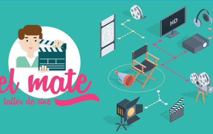 #Pre-inscripción2020 ► ¡Escuela de Cine EL MATE!