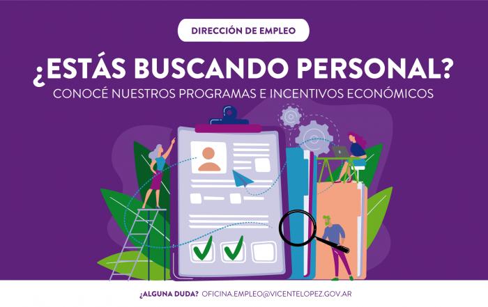 #EmpleoVL - ¿Estás buscando personal para tu empresa?