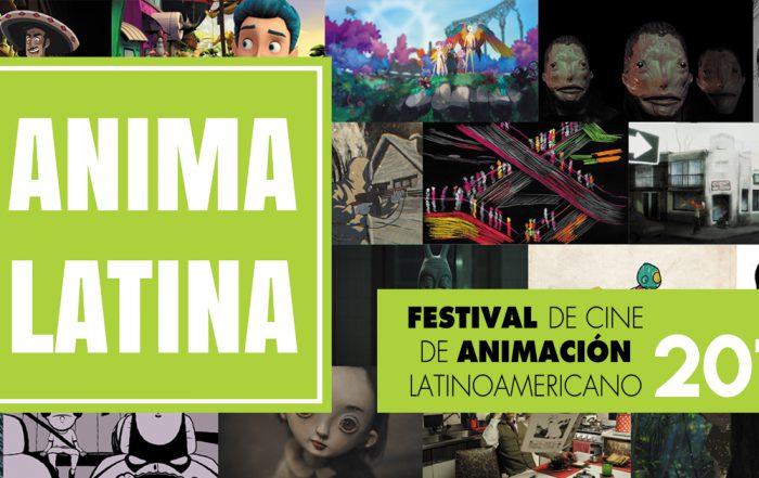 28/06 ► #Festival Ánima Latina
