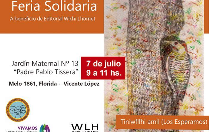 Feria Solidaria en la Secretaría de Educación