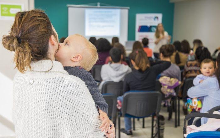 ¡Esto fue el #TallerParaFamilias sobre Pedagogía Montessori en el hogar!