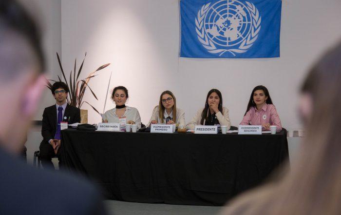 Se realizó el cierre del Modelo ONU 2018