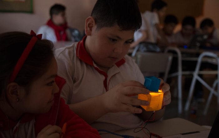 TED Maker en la Escuela Primaria Municipal Manuel Dorrego