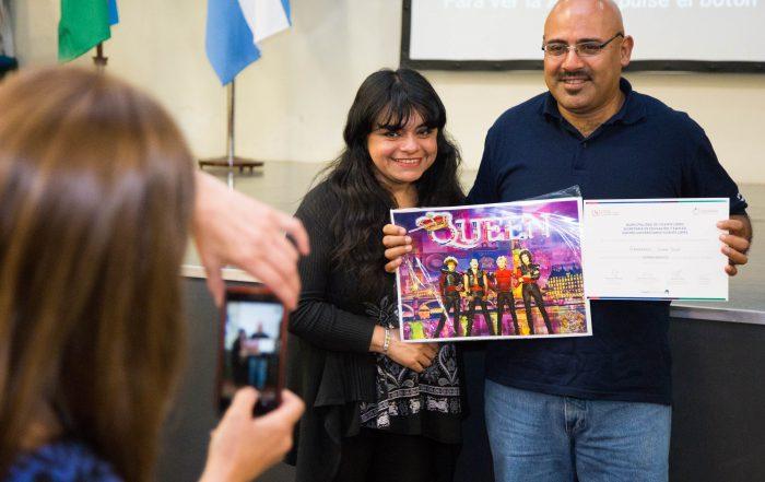#CursosCUV - Entrega de diplomas 2019