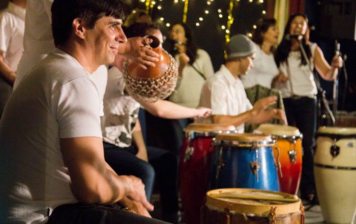 #Muestra ► Percusión en la Escuela de Música