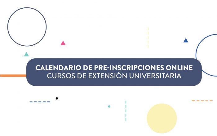 ¡Se vienen los cursos del 2do cuatrimestre en el Centro Universitario Vicente López!