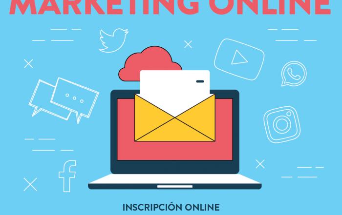 #CuposAgotados - Curso ► Marketing Online para emprendedores