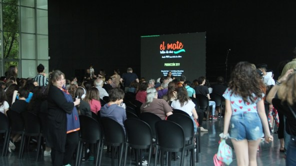 #Muestra Anual ► Taller de Cine El Mate