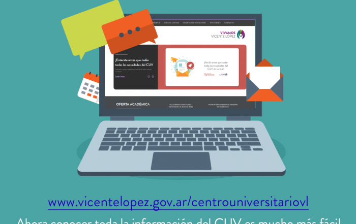 ► Nueva WEB del Centro Universitario