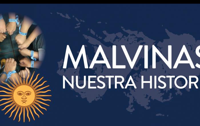 #Charlas ► Malvinas, nuestra historia