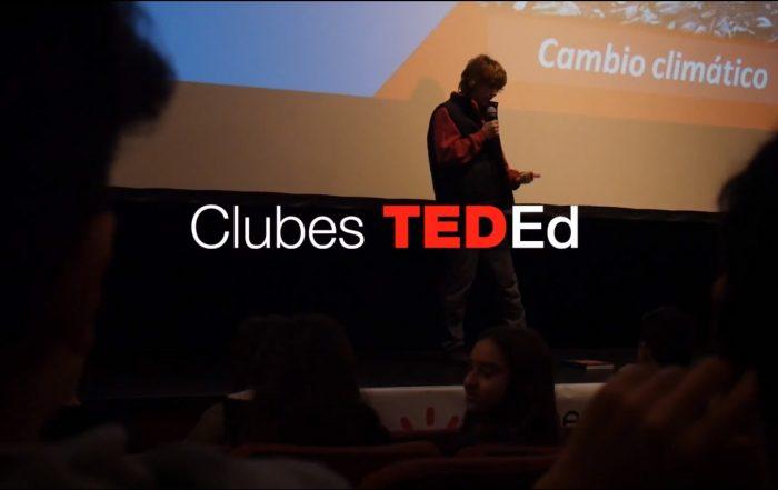 Club de Ideas de TED Ed por nuestros alumnos de Paula A. de Sarmiento