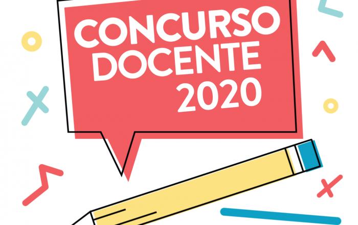Concurso Docente 2020