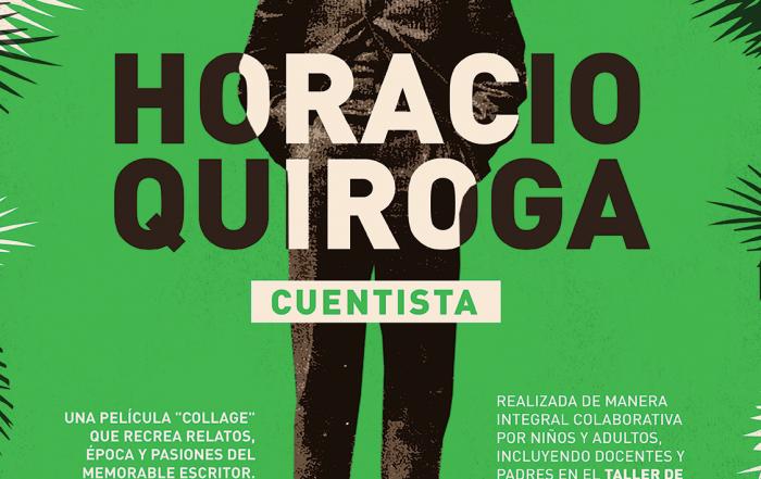 #ElMate ► ¡Horacio Quiroga Cuentista viaja a Helsinki!